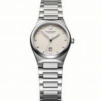 Damen Victorinox Schweizer Militär Victoria Uhr