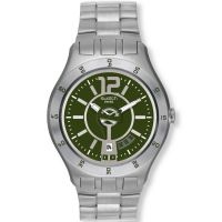 homme Swatch In A Green Mode Watch YTS407G