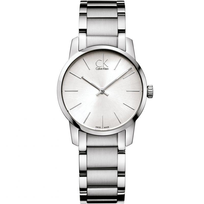 Damen Calvin Klein City Watch K2G23126