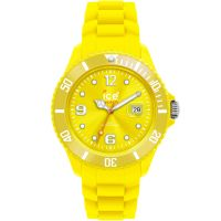 Ladies Ice-Watch Sili Forever Yellow Small Watch