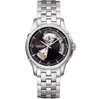 homme Hamilton Jazzmaster Open Heart Watch H32565135