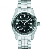 Mens Hamilton Khaki Field 42mm Automatic Watch