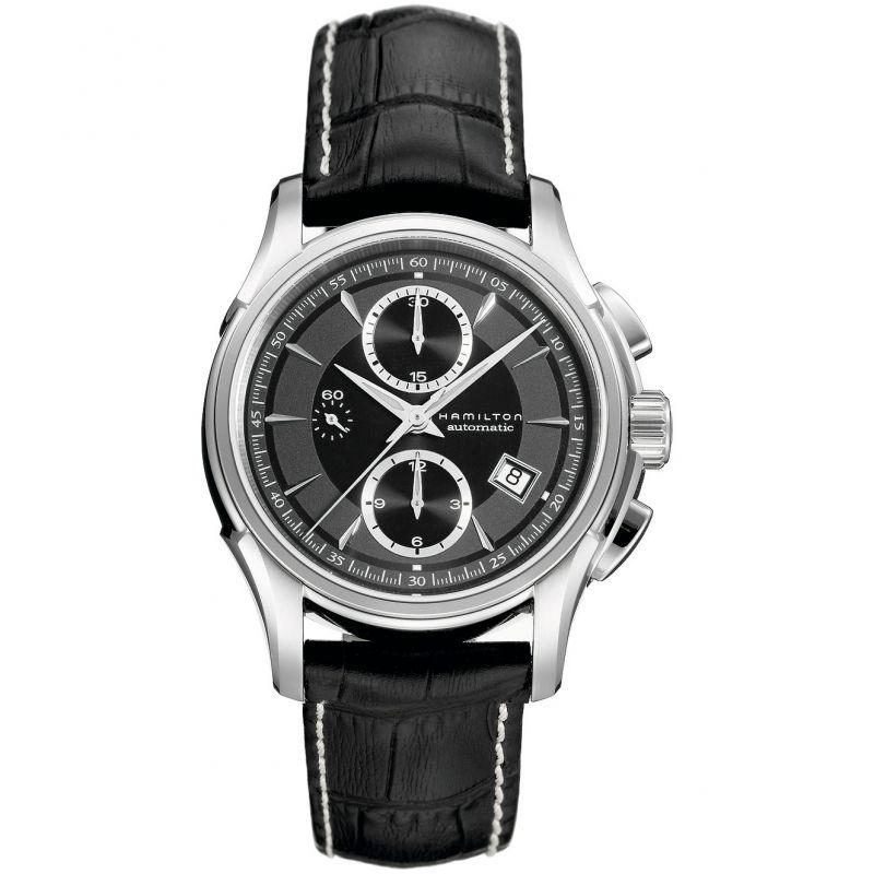 Herren Hamilton Jazzmaster Chronograph Watch H32616533