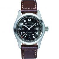Herren Hamilton Khaki Field 42mm Watch H70555533