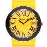 Unisex Old England sein Brave Uhr