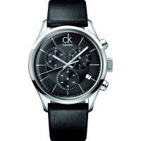 Herren Calvin Klein Maskulin Chronograf Uhr