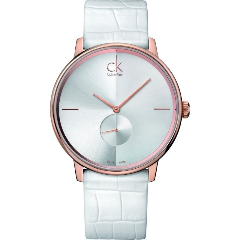 Unisex Calvin Klein Accent Watch K2Y216K6