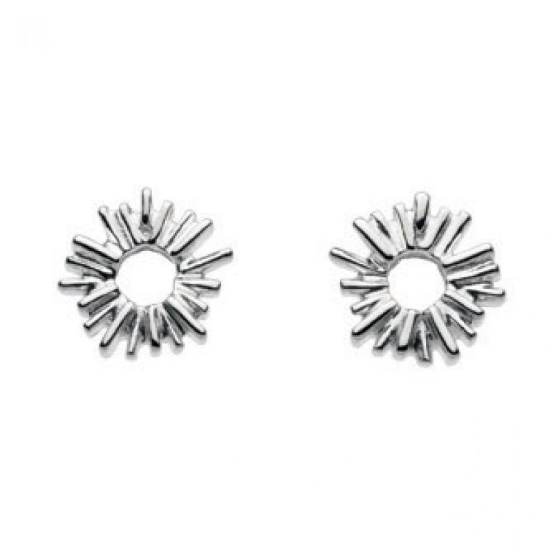 Ladies Kit Heath Sterling Silver Beam Stud Earring 40188HP006
