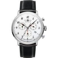 Herren Zeppelin Hindenburg Chronograf Uhr