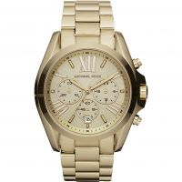 Ladies Michael Kors Bradshaw Chronograph Watch
