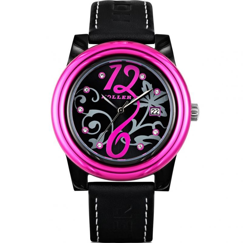 Ladies Holler Soozi Black Watch HLW2173-1