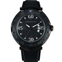 Herren Holler Goldwax Black Watch HLW2188-4