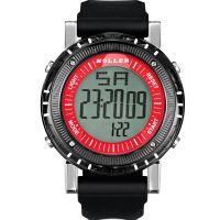 Herren Holler Groovesville Red Alarm Chronograph Watch HLW2190-5