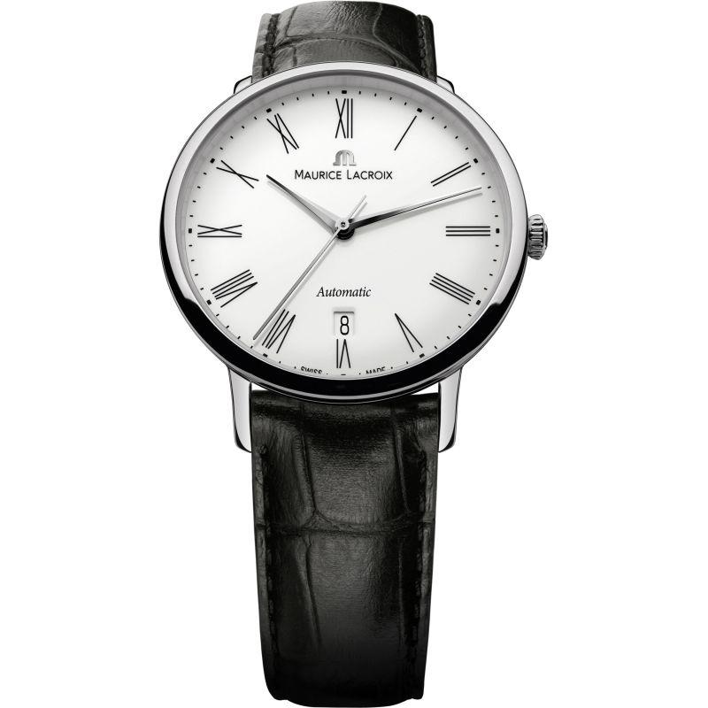 Herren Maurice Lacroix Les Classiques Tradition Watch LC6067-SS001-110