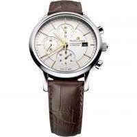 Herren Maurice Lacroix Les Classiques Chronograph Watch LC6058-SS001-131-1