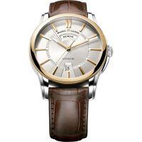 Herren Maurice Lacroix Pontos Tag/Datum 18ct Gold Automatik Uhr