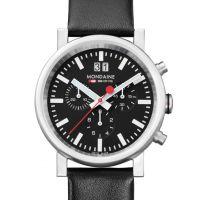 Herren Mondaine Schweizer Railways Chronograf Uhr
