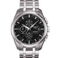 Herren Tissot Couturier Chronograph Watch T0356271105100