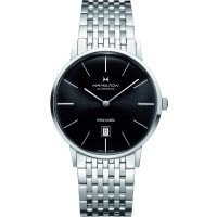 Mens Hamilton Intra-Matic 42mm Automatic Watch