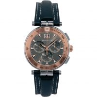 Herren Michel Herbelin Newport Marine Chronograph Watch 36657/TR22GR