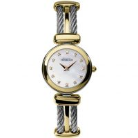 Damen Michel Herbelin Cables Watch 17420/BT59