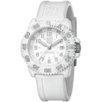 Unisex Luminox Navy Seal Colormark 3050 Series Whiteout Watch A3057.WO