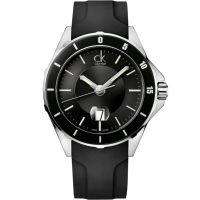 Herren Calvin Klein Play Watch K2W21XD1