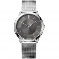 homme Calvin Klein Minimal 40mm Watch K3M21124