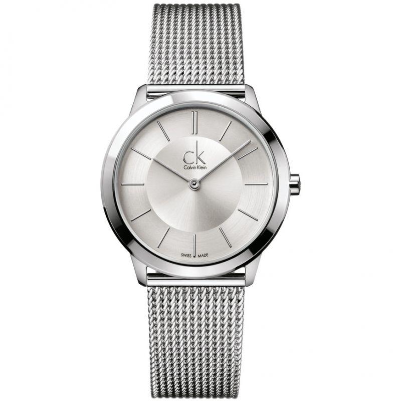 Herren Calvin Klein Minimal 35mm Watch K3M22126