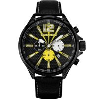 Mens Holler Psychedelic Chronograph Watch