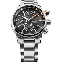 Herren Maurice Lacroix Pontos S Chronograph Watch PT6008-SS002-332-1