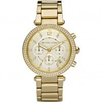 Damen Michael Kors Parker Chronograph Watch MK5354