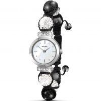 Damen Sekonda Crystalla Uhr