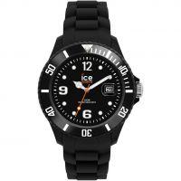 Unisex Ice-Watch Sili - black Uhr