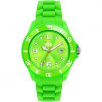 Big Ice-Watch Sili - green big Uhr