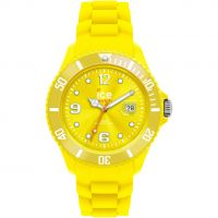 Ice-Watch Sili - yellow small Dameshorloge Geel 000127