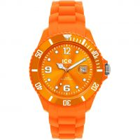 Big Ice-Watch Sili - orange big Uhr