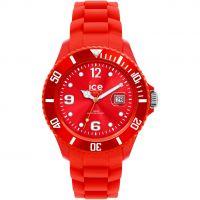 Unisex Ice-Watch Sili - red unisex Uhr