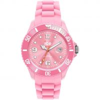 Femmes Ice-Watch Sili - pink small Montre