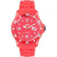 Big-Big Ice-Watch Ice-Flashy - neon red extra big Watch SS.NRD.BB.S.12
