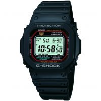 Herren Casio G-Shock Alarm Chronograph Radio Controlled Watch GW-M5610-1ER