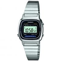 Ladies Casio Classic Collection Alarm Chronograph Watch