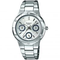 Damen Casio Sheen Watch SHE-3800D-7ADR