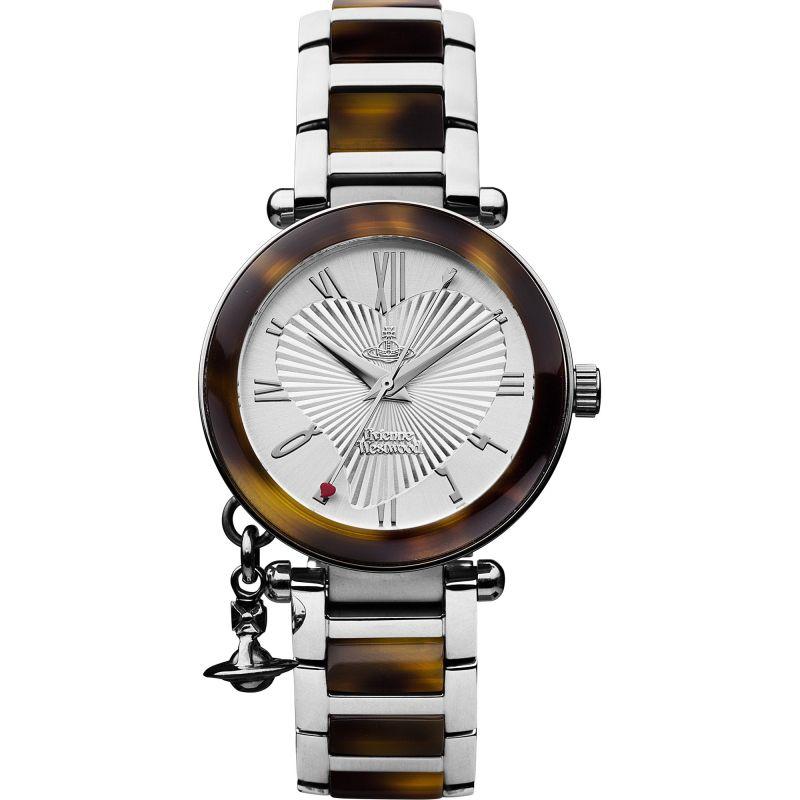 Damen Vivienne Westwood Orb Watch VV006SLBR