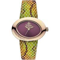 Damen Vivienne Westwood Ellipse Watch VV014RS
