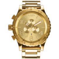 Mens Nixon The 51-30 Chrono Chronograph Watch
