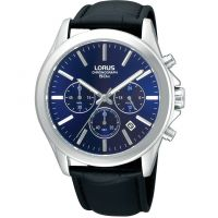 Herren Lorus Chronograph Watch RT389AX9
