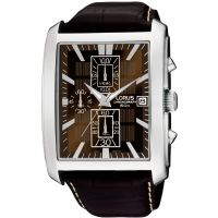 Herren Lorus Chronograph Watch RM319BX9