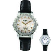Damen Rotary Reversible Uhren