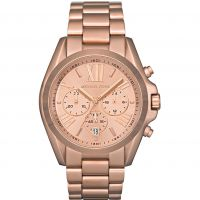 Damen Michael Kors Bradshaw Chronograph Watch MK5503